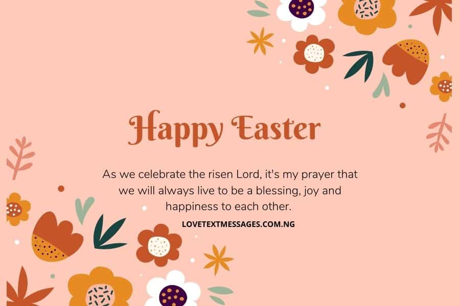 Inspirational Easter Messages