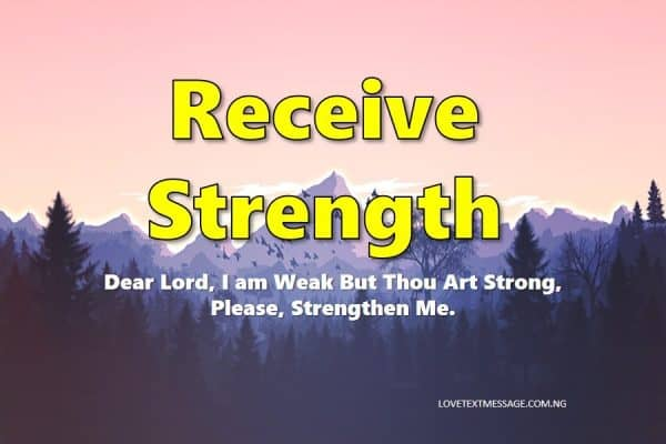 Prayers for Strength and Guidance