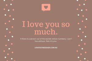 Sweetest I Love You Quotes for Her