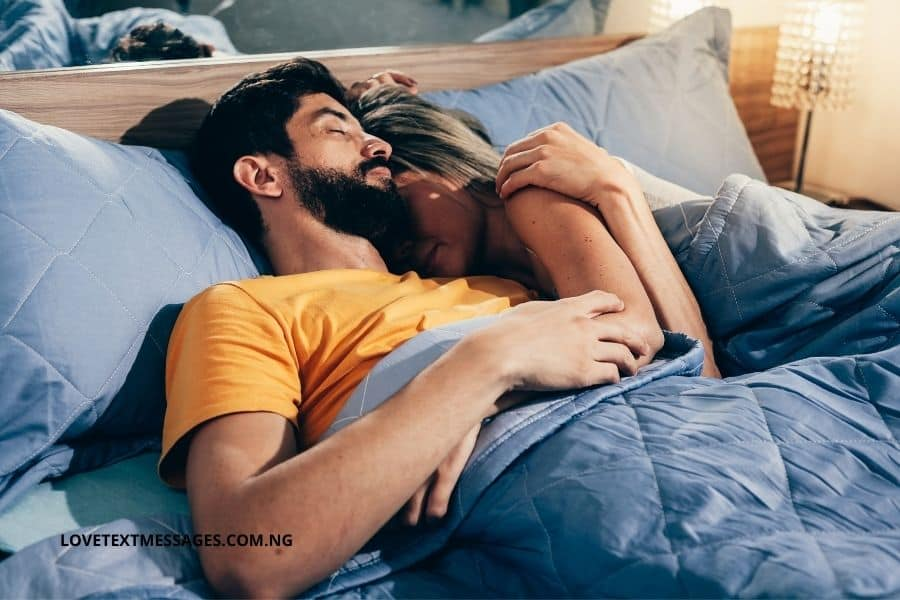 Romantic Good Night Sms for Her or Him