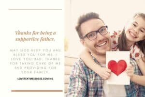 Thank You Quotes for Dad