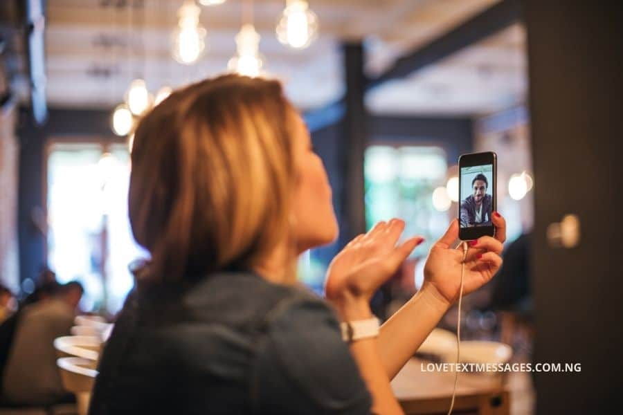 2021 Long Distance Relationship Messages