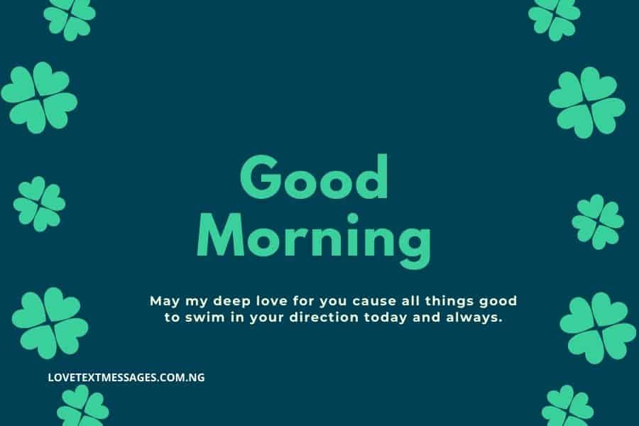 Best Good Morning Wishes for Him or Her