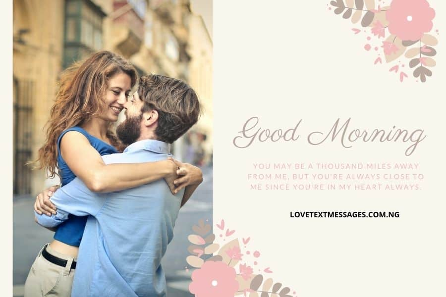 Good Morning Heart Touching Messages for Him or Her