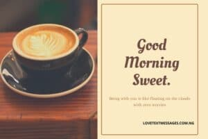 Good Morning Love Messages for Husband