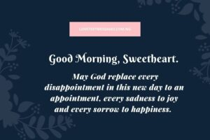 Long Good Morning Text Messages for Girlfriend