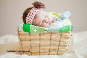 Newborn Baby Wishes and Messages for Parents