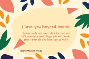 Romantic Love Text Messages to Make Her Fall in Love with You
