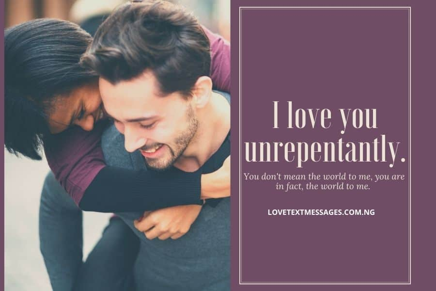 The Best Love Messages Ever for Him - Boyfriend