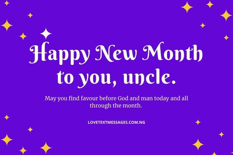 Happy New Month of March to Family Members