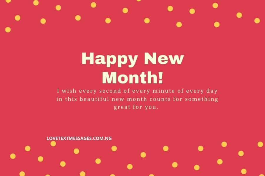 Happy New Month of March to Friends
