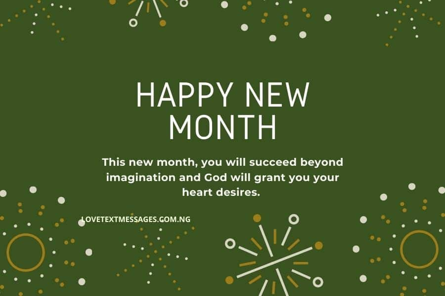 Happy New Month of March to Lovers